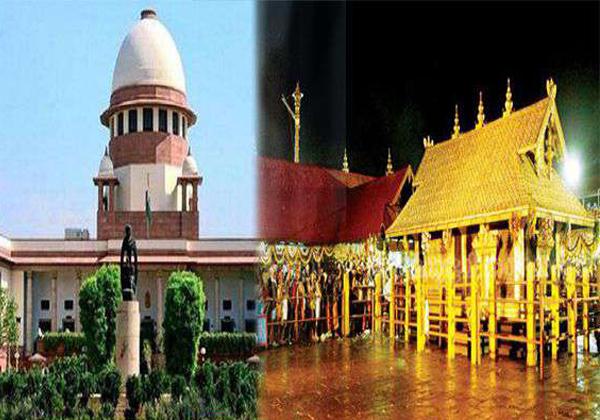Smriti Irani Sensational Comments On Ayyappa Temple-