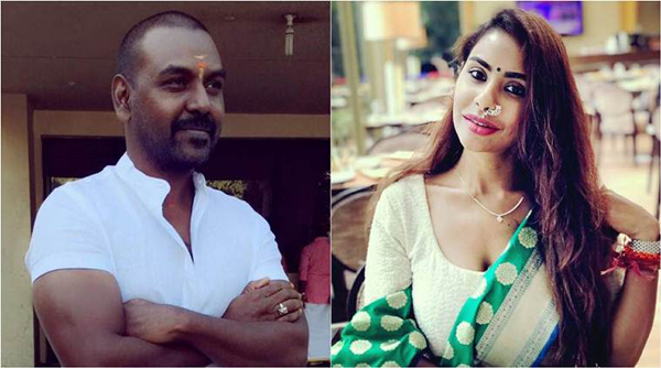 Sri Reddy Gets Movie Chance In Lawrence Movie-