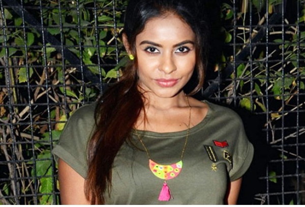 Sri Reddy In Lakshmi's Veeragrandham-
