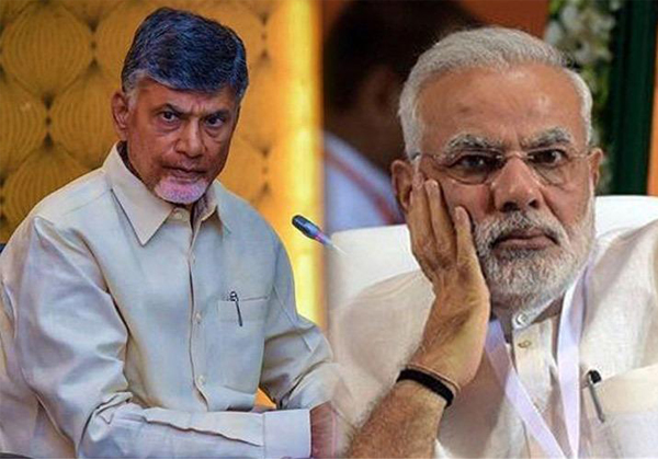 TDP And BJP Speech Fight In Andhra Pradesh Elections-