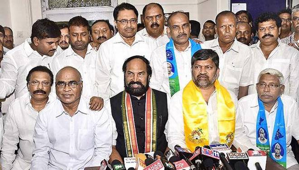 Tdp Bad Situation in Telangana-Congress Party,TDP,Telangana,