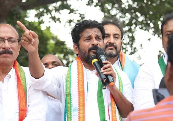 Telangana Congress Released First List of Candidates-Elections In Telangana,Revanth Reddy,telangana Congress,Utham Kumar
