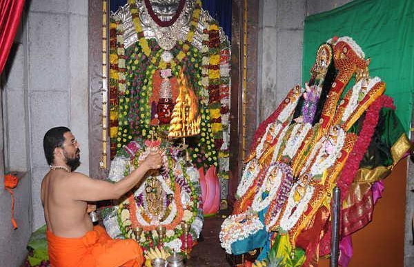 Temple Secrets Of Chowdeshwari At Dasarighatta-