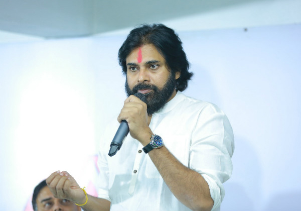 That Communist Leader Playing Double Game To The Pawan Kalyan-