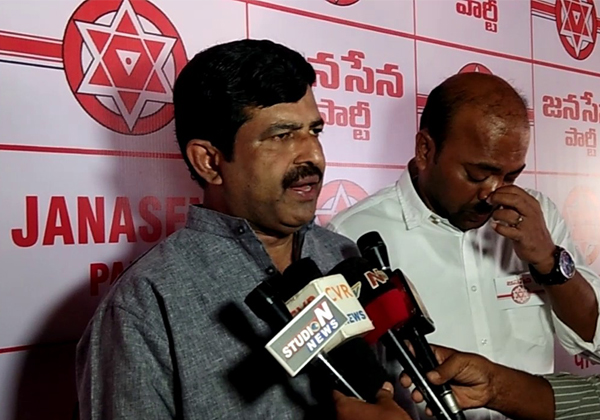 The One Man Controlling Entire Janasena Party-