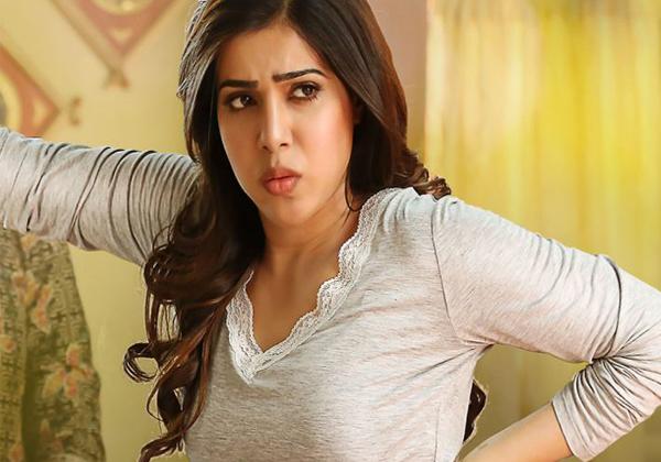 The Surpanaka Movie Goes Under Actress Samantha's Hand-