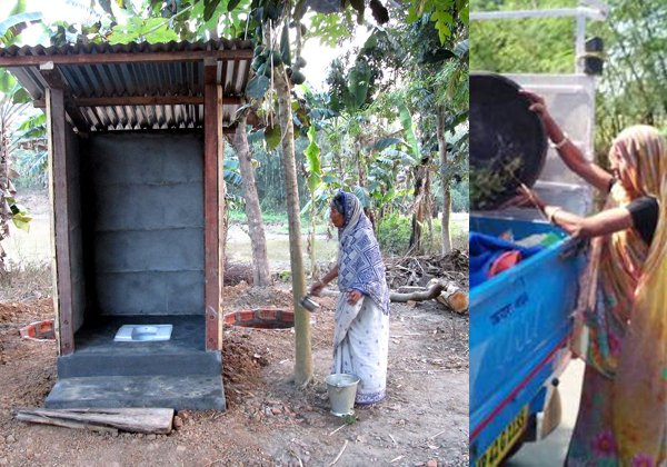 The Village Debars People Who Can't Have Latrine Rooms In Home-
