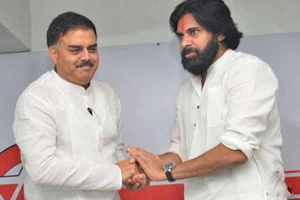 What Happened In Pawan Janasena-