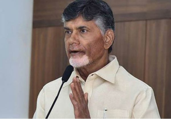 What Is Chandrababu Naidu Position In TDP-