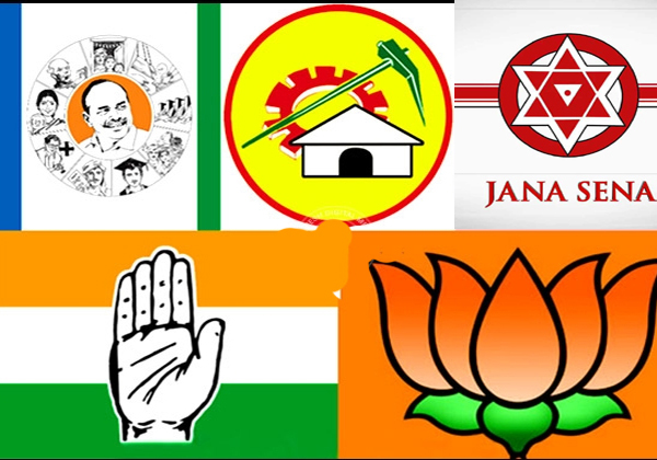 Which Party Will Win In Andhra Pradesh 2019 Elections-