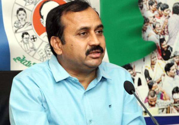 YCP Leader Want Odarpu From YS Jagan-