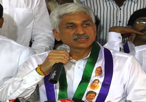 YCP Wants Vangaveeti Radhato Participate From Machilipatnam-
