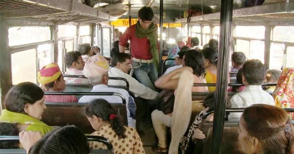 Young Woman Facing A Incident In Bus Real Story-