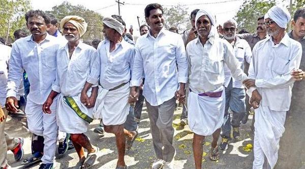 Ys Jagan Padayatra Extends Reason Telangana Elections-