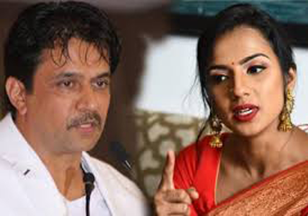 Metoo Effect Registered A Police Case Against Actor Arjun-