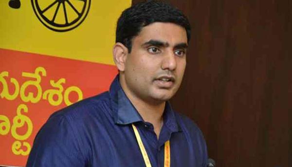 Ysrcp Social Media Wing Targets Chandrababu And Lokesh-