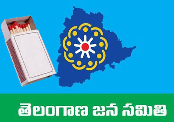 Telangana Janasamiti Has Decided To Mark The Election Comission-