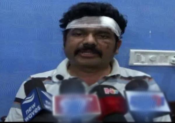 Ysr Congress Party Leders Trying To Murder Janasena Leader-