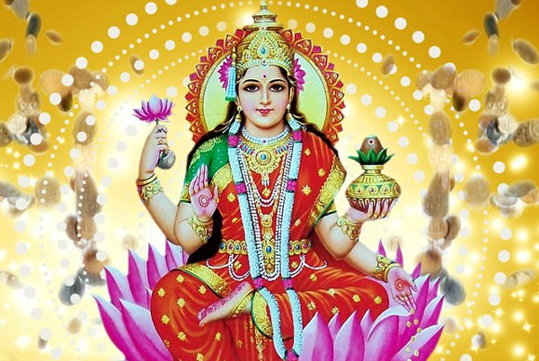 Six Powerful Hindu Mantras-Hindu Mantras Lakshmi Stotram