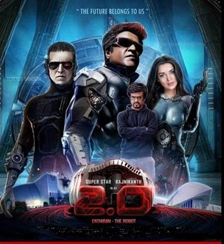 2.0 Movie Review Amd Rating-Rajinikanth Robo Collections Rating