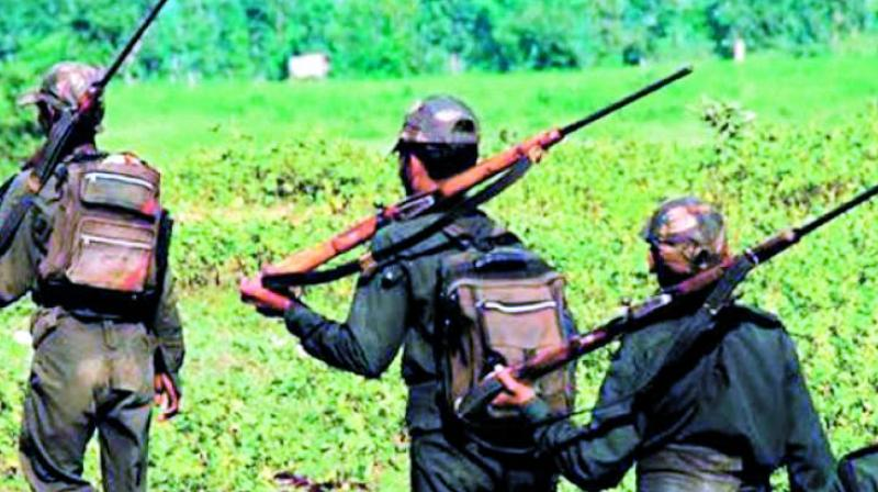 Maoists Released By Letter-