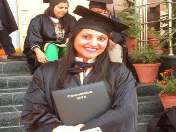 28-year-old Is The First Woman To Be In India's Commodity Business-Commodity Business Dipali Gwalior India\'s