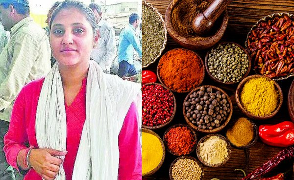 28-year-old Is The First Woman To Be In India's Commodity Business-Commodity Business Dipali Gwalior