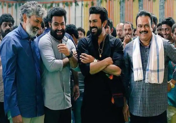 A Day After Rajamouli  Shankar Kicks It Off-Jr NTR Kamal Hassan Ram Charan RRR Movie
