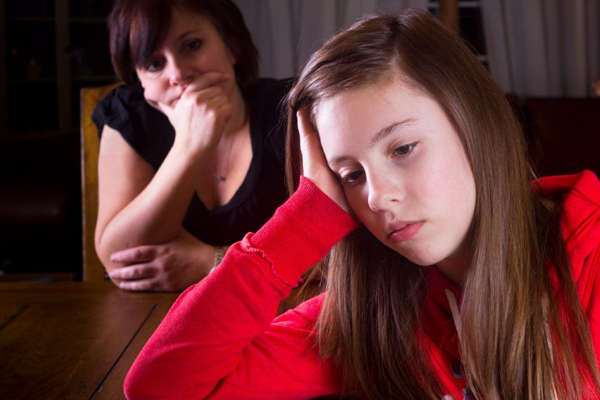 A Mother Worries About Teenage Daughter-Psychologist Daughter