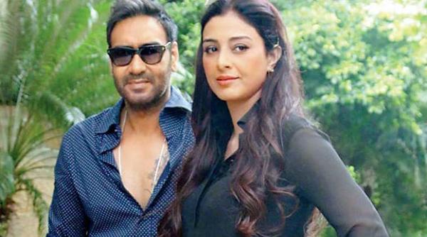 Actress Tabu Blames Ajay Devgn For Her Single Status-Ajay Nagarjuna