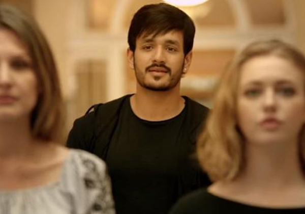 Akhil Akkineni Movie Release Date Is Fixd For This Januari-