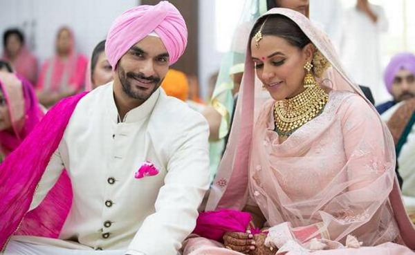 Angad Bedi Reveals Why Friend Yuvraj Singh Is Upset With Him-Angad's Marriage Neha Dhupia Yuvi Best