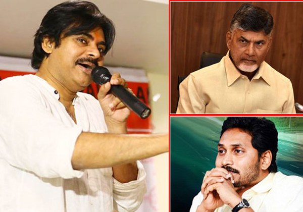 BJP Party Wants To Tie Up With Pawan Kalyan Janasena-Chandrababu Naidu Elecations In Ap Elections 2019 Janasena Parties Tieups Pawan Janasena Ys Jagan