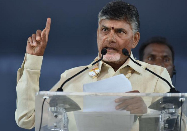 Chandrababu Naidu About West Godavari Constituency-Elections In Ap Godavari Constituency Mla Tickets Tdp
