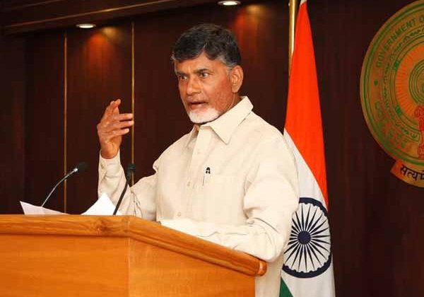 Chandrababu Naidu Comments On Third Front-