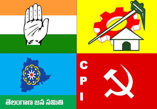 Constituency Arrangement Problem In Mahakutami 2018 Telangana-