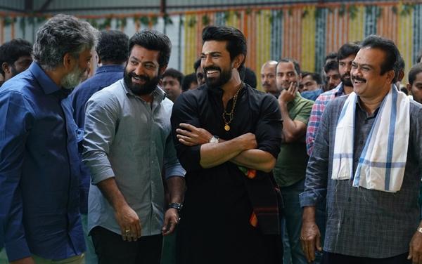 Gossips On Ntr Look In RRR Movie-Rajamouli Ram Charan Rrr Movie