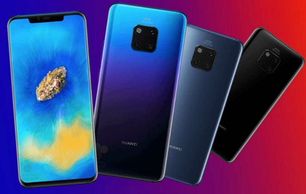 Huawei To Launch Its Mate 20 Series Smartphones On 16 October-Computation I Phones Phone Verses