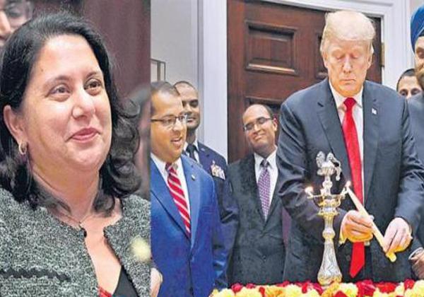 Indian American Neomi Rao To Lead White House-Indian In Senate Neomi Nri Telugu Nri News Updates