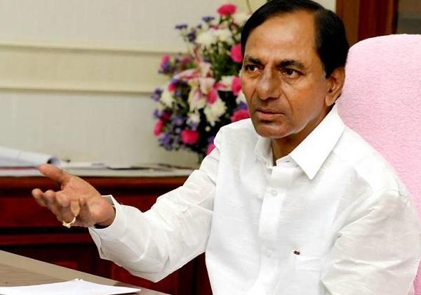 Is KCR Fears With TDP In Mahakutami-KCR Mahakutami KTR TRS