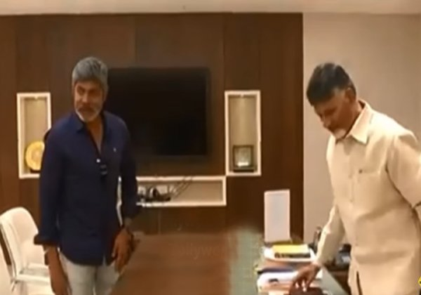 Jagapathi Babu Whants To Join In TDP Party-Chandrababu Naidu Jagapathi Tdp Party