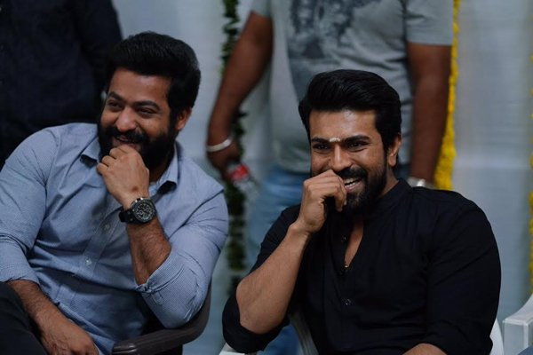 Jr NTR To Play Villain Role In Rajamouli's RRR Movie-
