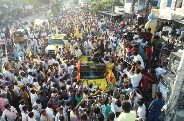 Khammam Assembly A Battle Between TDP And TRS-Khammam Nama Nageswa Rao Puvvada Ajay TRS
