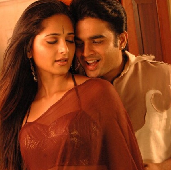 Madhavan-Anushka Reunite After 12 Years-