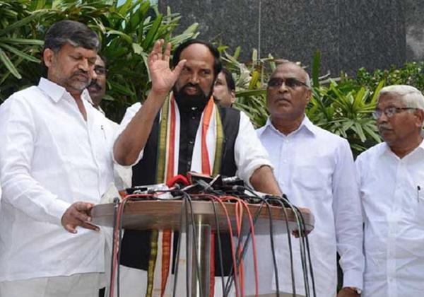 Mahakutami Playing That Trik In 2018 Election Of Telangana-