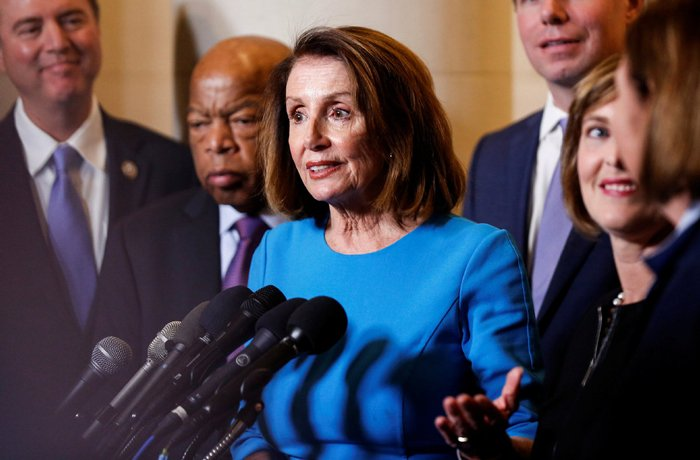 Nancy Pelosi Nominated By Democrats To Be Next House Speaker-Nancy
