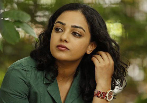 Nitya Menon Wants To Slim In Her Next Movie Bollywood-Nitya Gym Workout Bollywood