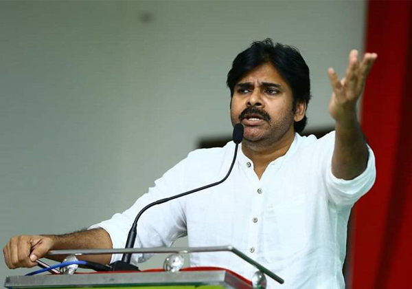 Pawan Kalyan Janasena Forwarding Steps About Politics In AP-