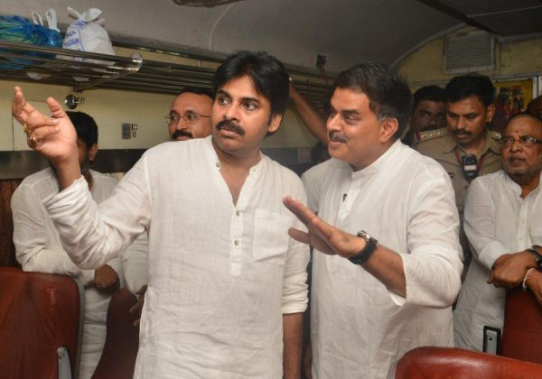 Pawan Kalyan Not Participating From West Godavari For Election In 2019-