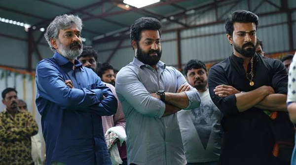 'Rama Ravana Rajyam' Is This The Title For RRR-Ram Charan Rama Rajyam Rrr Tarak Ram